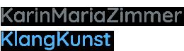 Karin Maria Zimmer – Klangkunst Logo